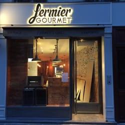 Fermier gourmet 26 fotos y 19 rese as cocina francesa for Cocina francesa gourmet