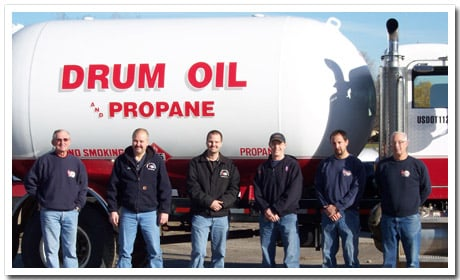 Drum Oil & Propane: 8776 Rochester Rd, Gasport, NY