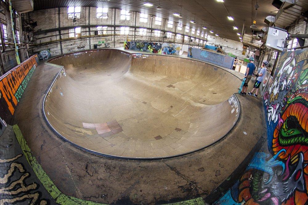 Four Seasons Skate Park