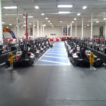 Get behind the wheel and zip around the race tracks at K1 Speed Indoor Karting in San Francisco. Each vehicle features a high-speed, high-performance, zero-emissions technology with the capability of reaching up to miles per hour for an authentic, race car-like resmacabse.gq (): $