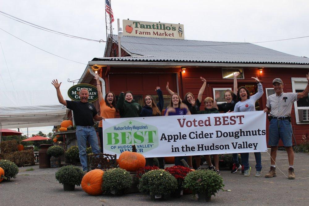 Tantillo's Farm Market: 730 State Rte 208, Gardiner, NY