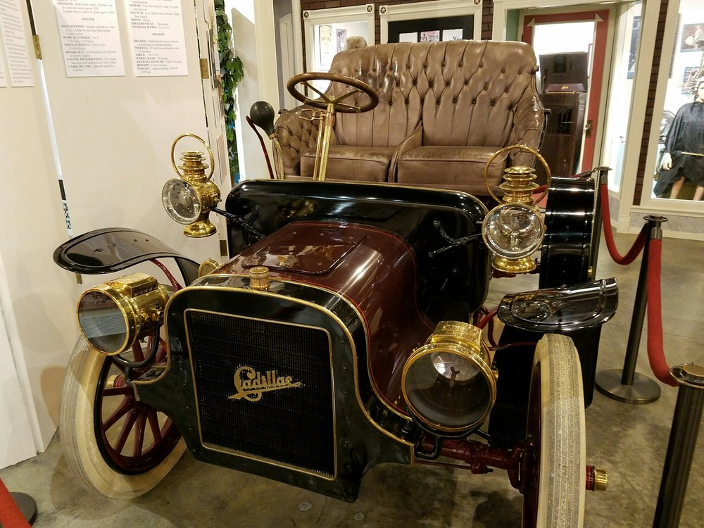 Audie Murphy-American Cotton Museum: 600 E I H 30, Greenville, TX