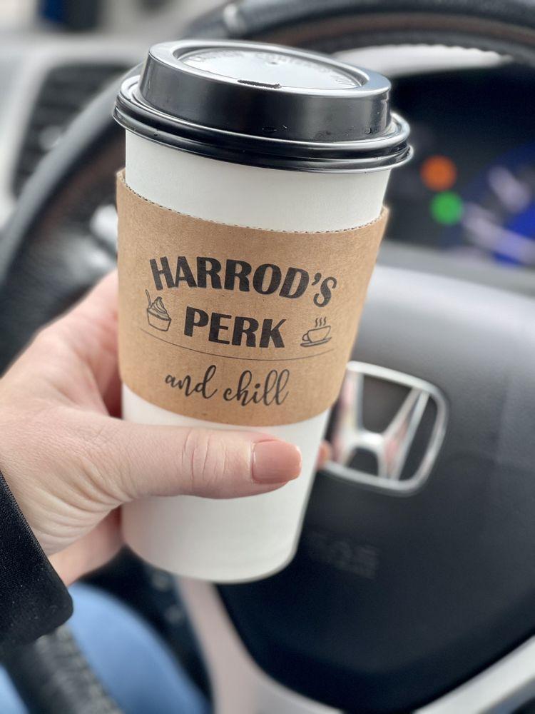 Social Spots from Harrod's Perk and Chill
