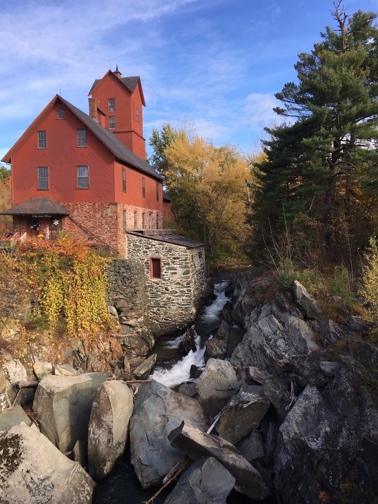Old Red Mill & Museum: 4A Red Mill Dr, Jericho, VT
