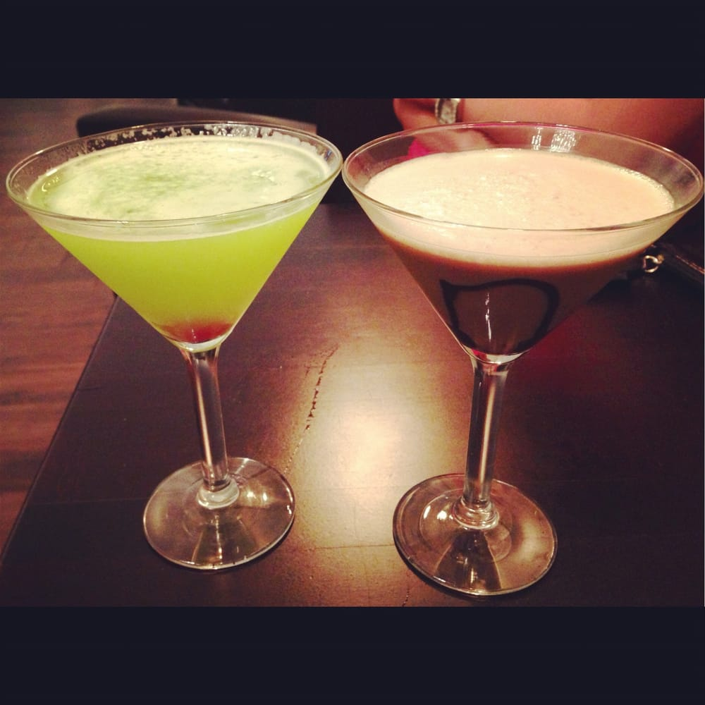 Grinch and Chocolate Martini = Amazing! - Yelp