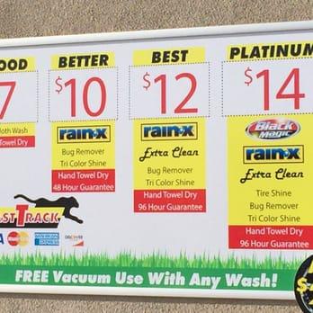 Fast Track Car Wash - 46 Photos & 50 Reviews - Car Wash ...