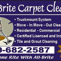 All-Brite Carpet Cleaners - Carpet Cleaning - 1720 Sequoia, Yuba City, CA - Phone Number - Yelp