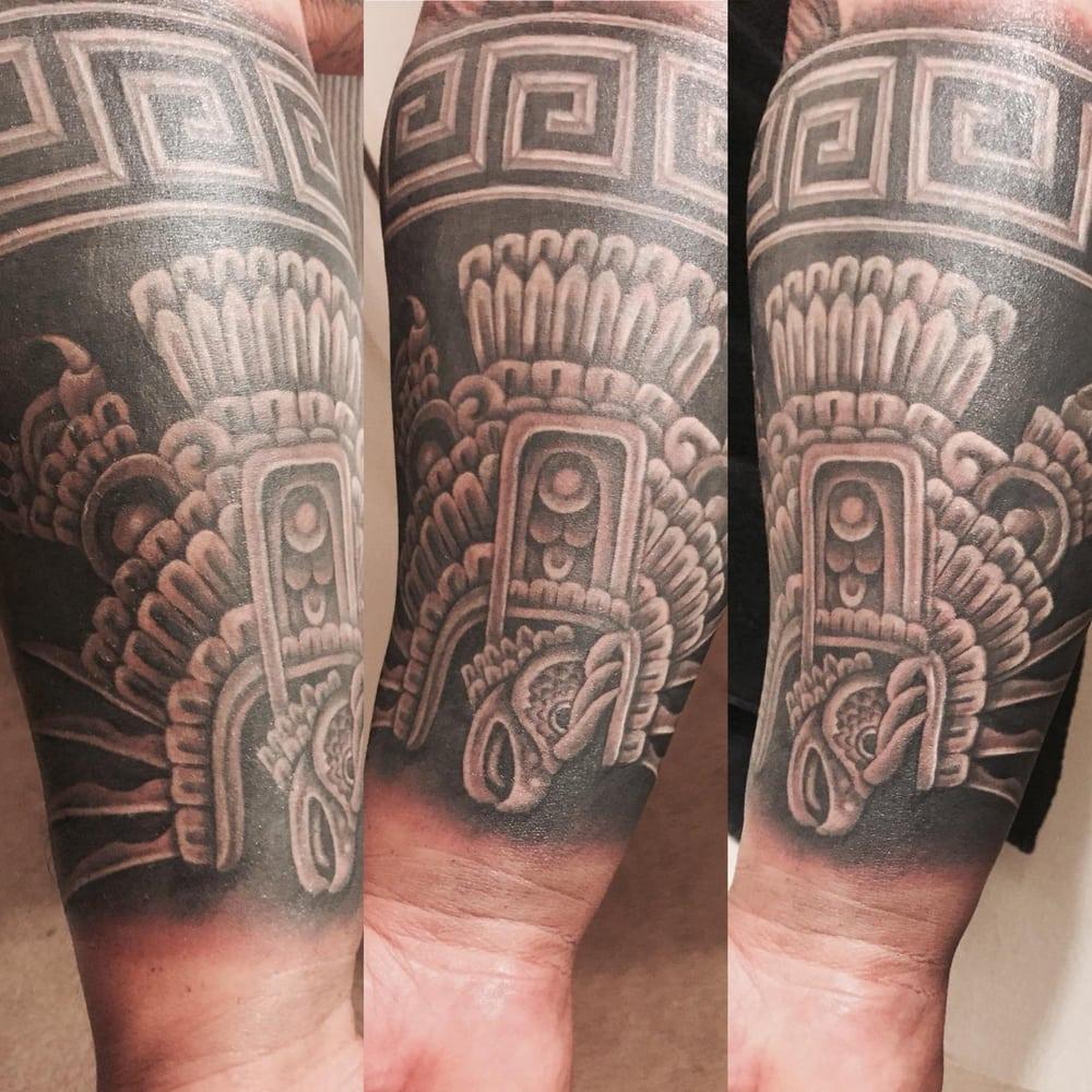 Killer tattoos 60 photos tattoo 4027 b holt blvd montclair photo of killer tattoos montclair ca united states cuauhtemoc symbol biocorpaavc Image collections