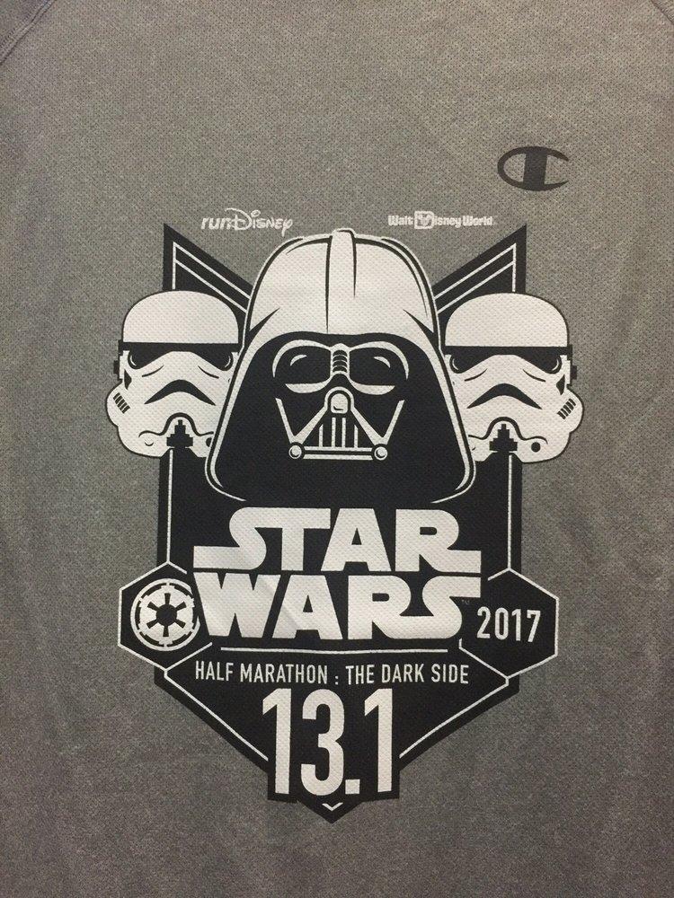 Star Wars Half Marathon - The Dark Side: 1011 Buena Vista Dr, Bay Lake, FL