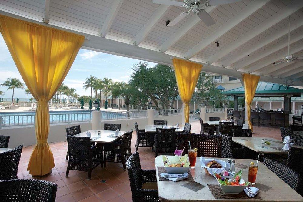 Terrace Restaurant & Bar: 9801 Collins Ave, Bal Harbour, FL