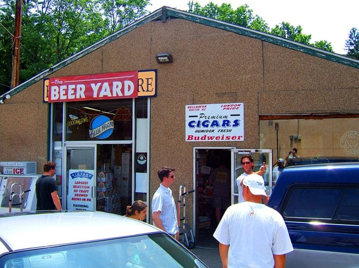 The Beer Yard