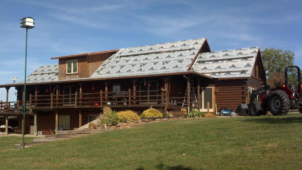 Buck Roofing: Hutchinson, KS