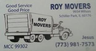 Roy the Mover: Schiller Park, IL