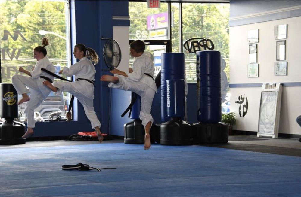 Mr Jimmy's White Tiger Martial Arts: 1123 Maryland Ave, Hagerstown, MD