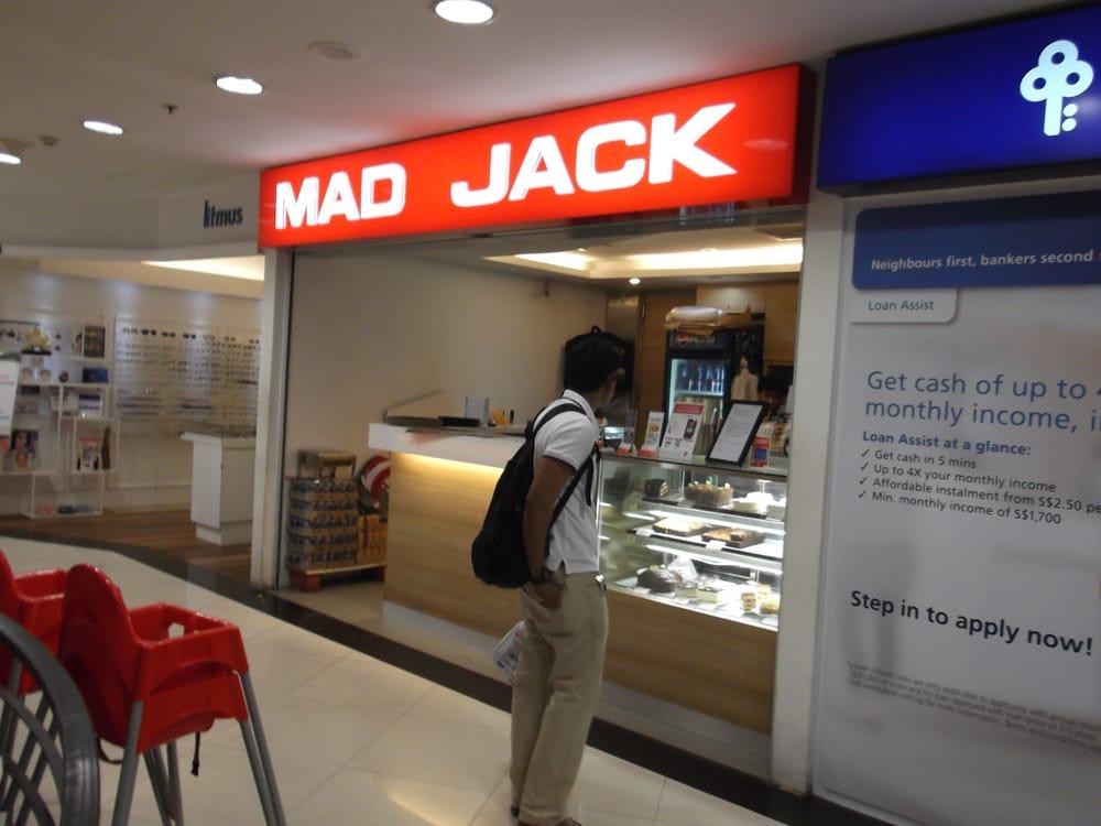 Mad Jack Cafe Singapore