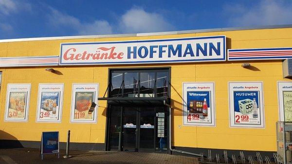 Getränke Hoffmann - Beverage Store - Hamburger Str. 22 ...