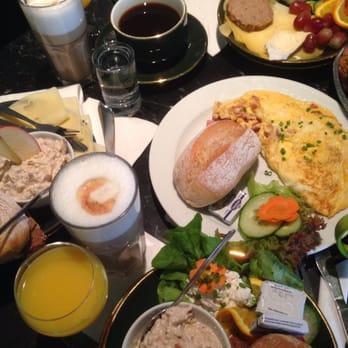 Cafe Karin Frankfurt Brunch