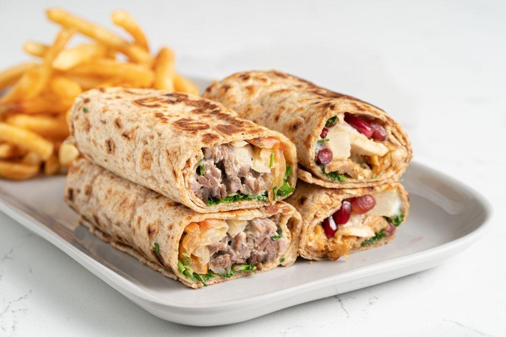 Simsim Outstanding Shawarma