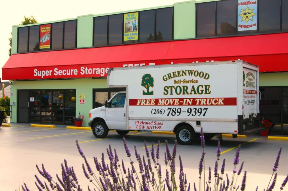 Greenwood Heated Self Storage
