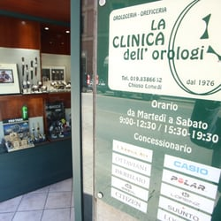 clinica orologio