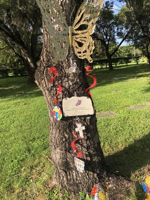 Memorial Plan at Miami Memorial Park Cemetery