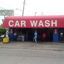 Kopetsky S Car Wash Indianapolis
