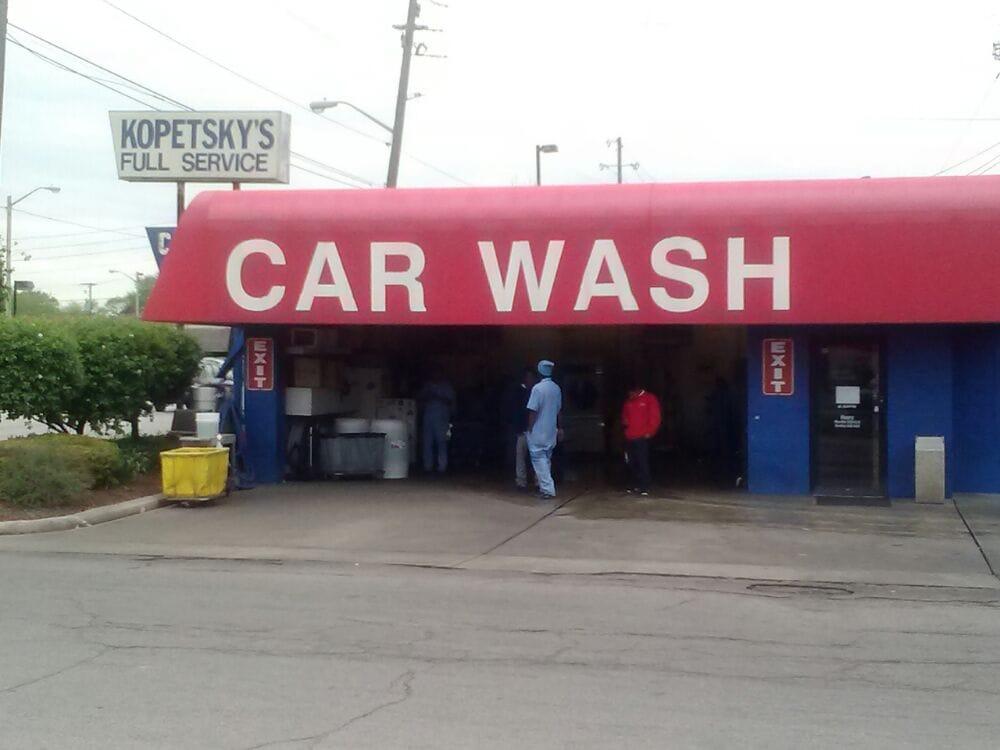 Kopetsky S Car Wash Indianapolis