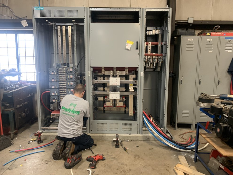 Patrick Electrical Service: 214 E Chicago St, Elgin, IL