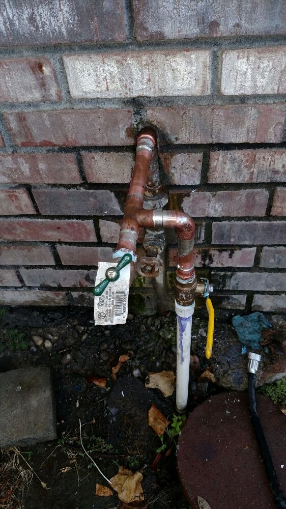 Davis Plumbing And Irrigation: Stockton, CA