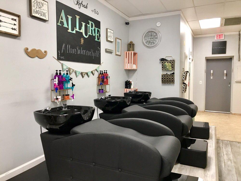 Allure Salon And Spa Va Beach