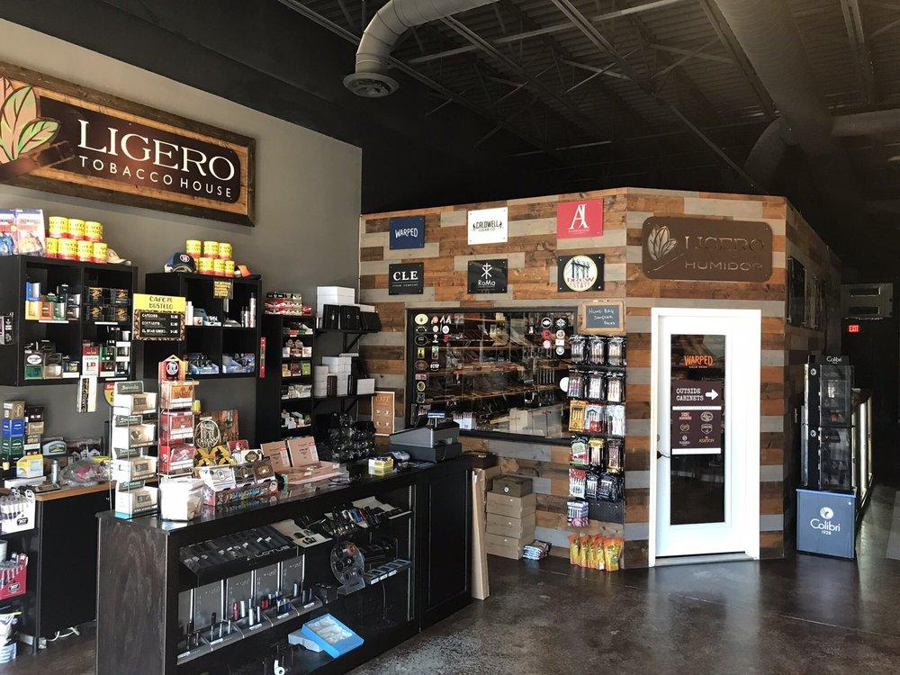 Ligero Tobacco House: 2828 Buford Dr, Buford, GA