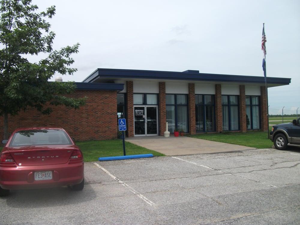 Kirksville Regional Airport - IRK: 271661 Airport Trl, Kirksville, MO
