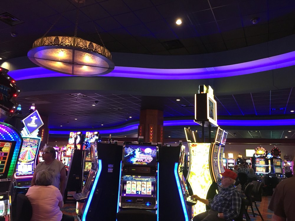 Blackbird Bend Casino: 17214 210th St, Onawa, IA