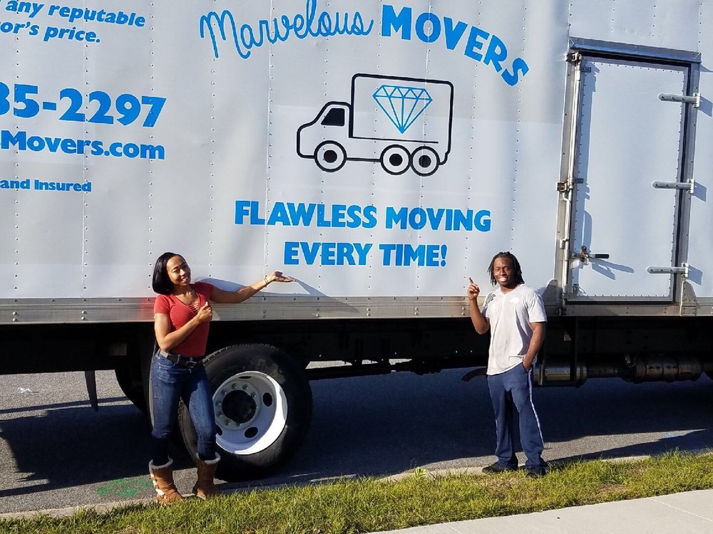 Marvelous Movers