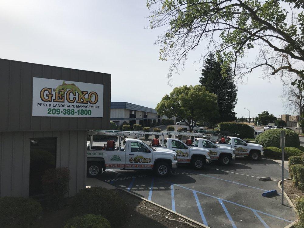 Gecko Pest & Landscape Management: 470 Grogan Ave, Merced, CA