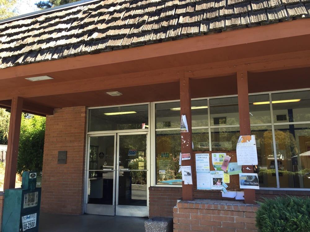 US Post Office: 250 Main St, Ben Lomond, CA