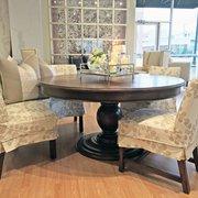 Slipcovered Living Room Photo Of Quatrine Custom Furniture   Dallas, TX,  United States.