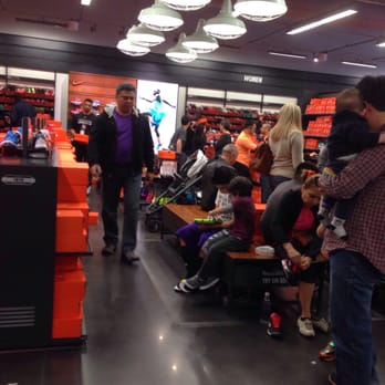 Photo of Nike Factory Store - Paramus, NJ, United States. Clearance section