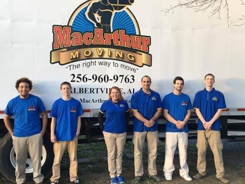 MacArthur Moving: Albertville, AL