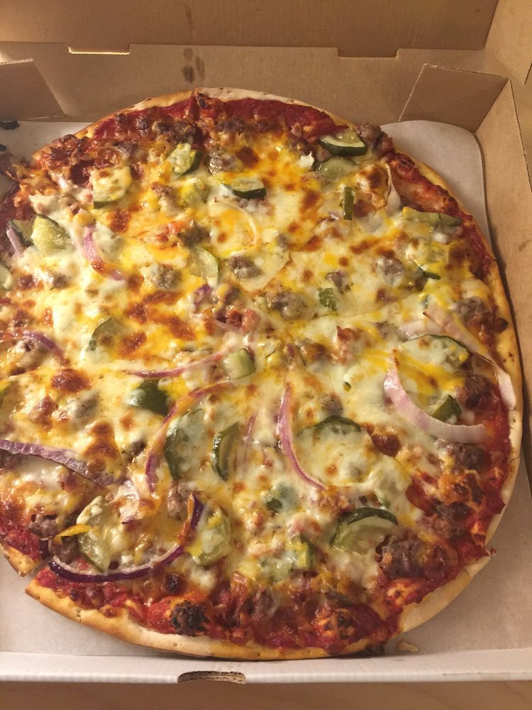 Pagliai's Pizza: 816 5th Ave, Grinnell, IA