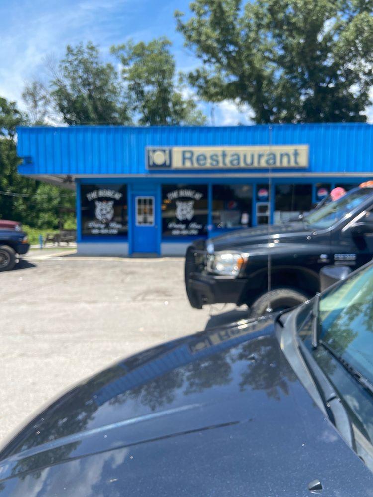 Bobcat Drive In: Highway 11, Beattyville, KY