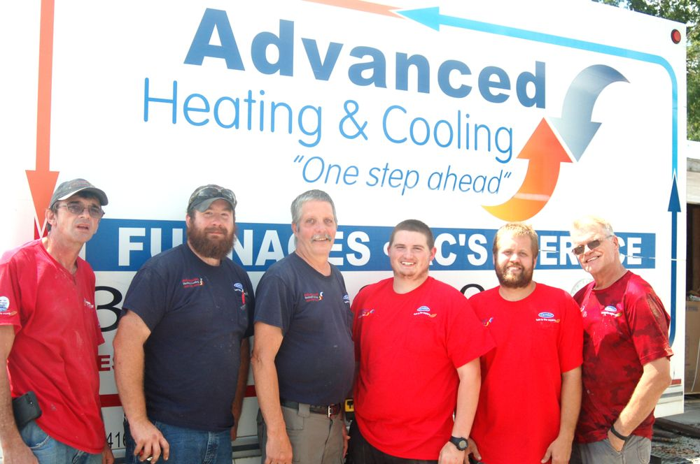 Advanced Heating and Cooling: 689 Fairchance Rd, Morgantown, WV