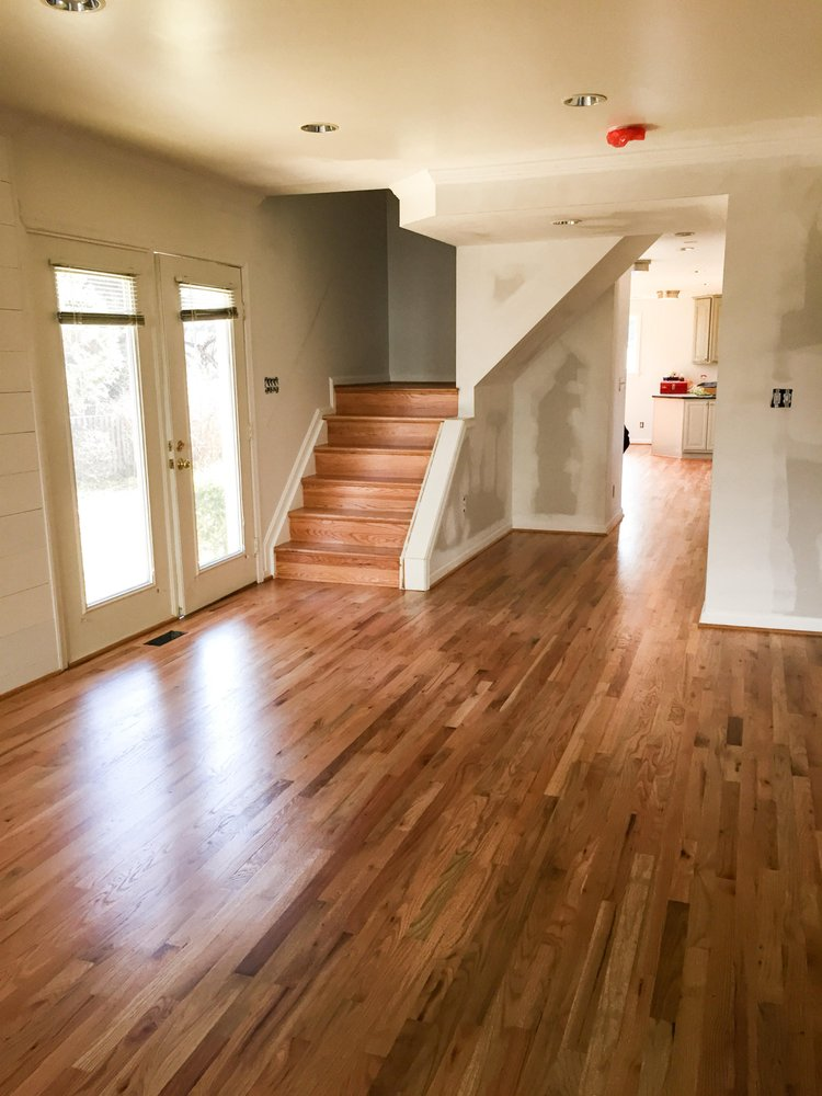Caly Hardwood Floors: 3312 Niles St, Silver Spring, MD
