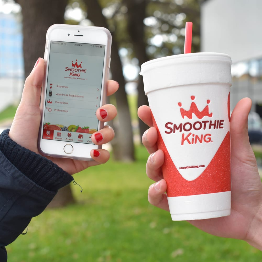 Smoothie King 13 Reviews Juice Bars Amp Smoothies 350