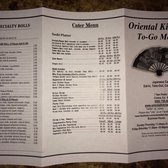 Oriental Kitchen - 296 Photos & 385 Reviews - Sushi Bars - 7 San ...