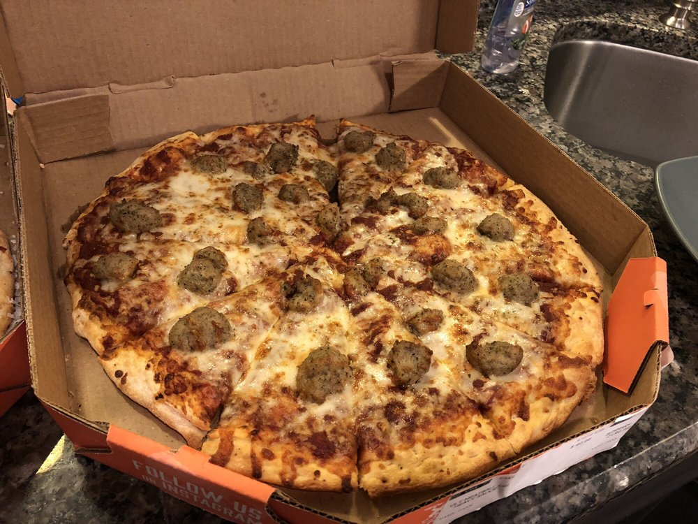 Ultimate California Pizza