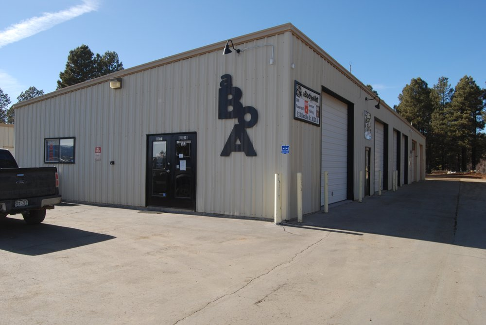 ABOA Gallery and Lounge: 333 Bastille Dr, Pagosa Springs, CO