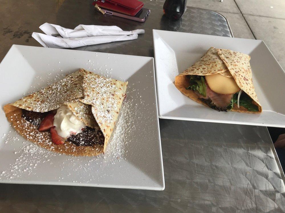 Creperi Cafe: 55 Rhl Blvd, South Charleston, WV