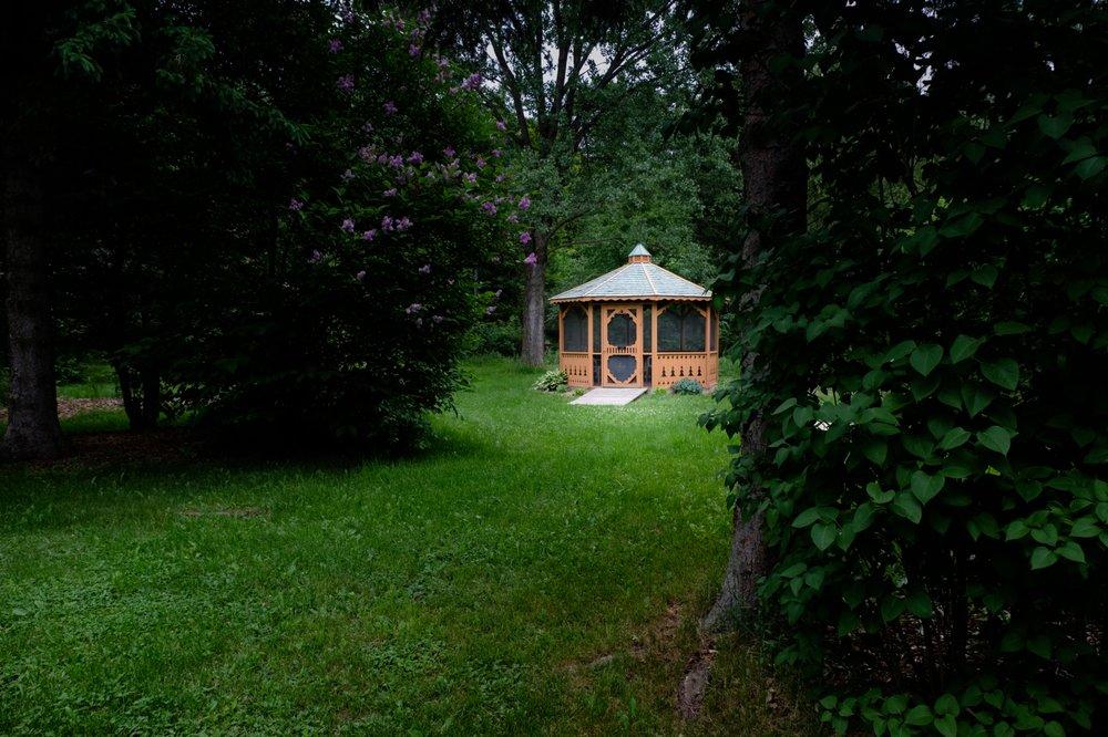 Monk Botanical Gardens: 1800 N 1st Ave, Wausau, WI