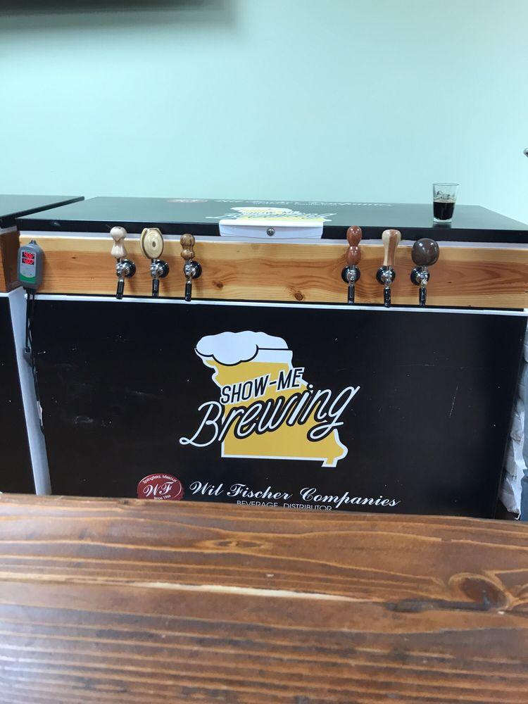 Show-Me Brewing: 1925 E Bennett St, Springfield, MO